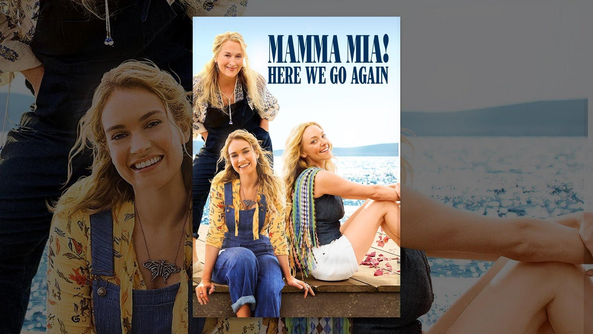 Download Mamma Mia! Here We Go Again