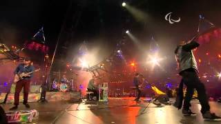Gambar cover Coldplay - Paradise (feat. Jay-Z) - 14/16 - Live @ Paralympic Games Closing Ceremony 2012
