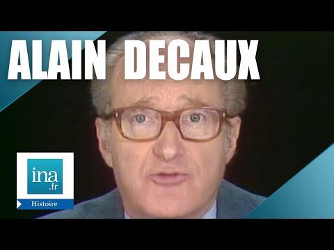Alain Decaux : 20 Jours Après Hitler   Archive INA