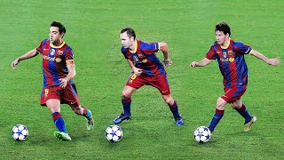 The Art of Tiki-Taka