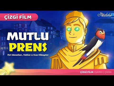 Mutlu Prens çizgi film masal 41 - Adisebaba Çizgi Film Masallar
