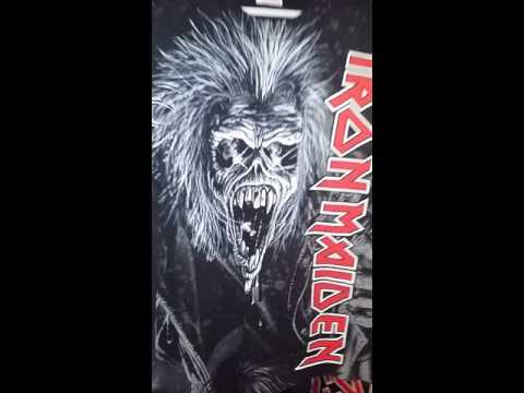 Iron Maiden T-shirt Collection 2