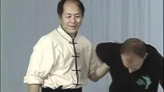 Tai Chi, Тай чи Ч24 Yi Zhi Ding Jian, Yin Jing Qiu Shui, выверт руки