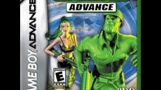 ARMY MEN advanced 3do gameboy advanced