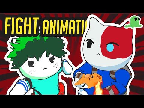 My Hero Academia CATS - Fan Animation - []