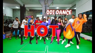 "Full Crate & The Partysquad -"" HOT"" (ODI DANCE) ft. Nick & Navi 