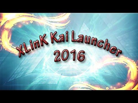 XLinK Kai Launcher 2016