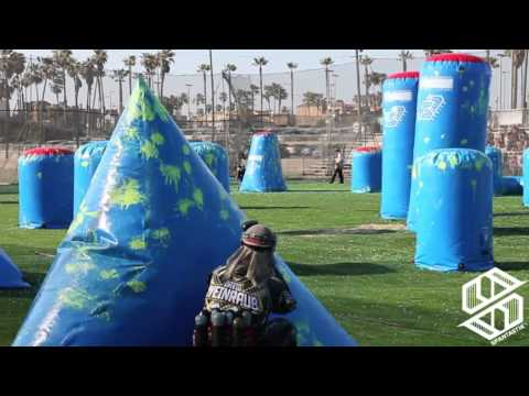 Paintball: Huntington Beach NPPL Day 1 From PbNation