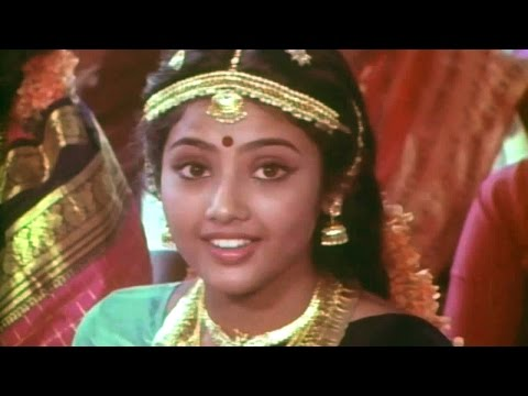 Seetharamaiah Gari Manavaralu Marriage Scene - Meena, Anr
