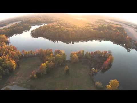 Stonelick Lake Flyover