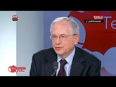 Invité : Olivier Schrameck - Territoires d'infos (26/01/2016)