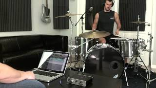 Recording Your Band With One Microphone - TheRecordingRevolution.com
