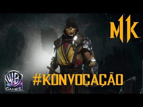 LIVE - A KONVOCAÇÃO: MORTAL KOMBAT