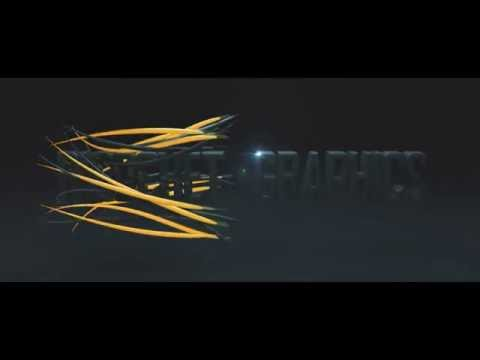 C4D Abstract Template Free Download [Ricochet]