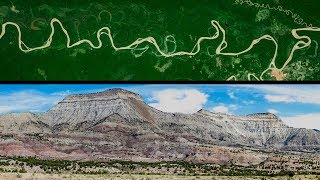 What rivers can tell us about the earth's history | Liz Hajek