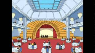 Family Guy Chicken fight 2
