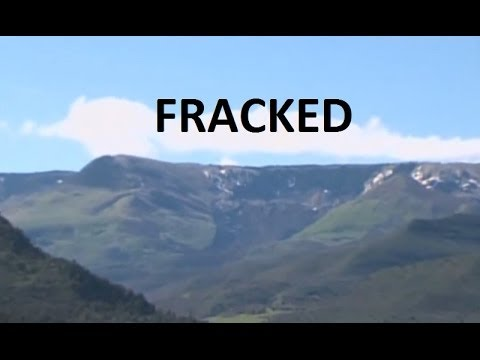 5/27/2014 -- Colorado 4 MILE LONG Landslide @ FRACKING operation