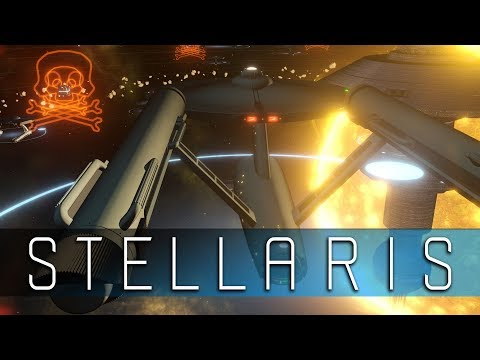 Stellaris Season 4 - #12 - Borg Threat Looms
