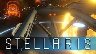Stellaris Season 4 - #13 - Borg Threat Looms
