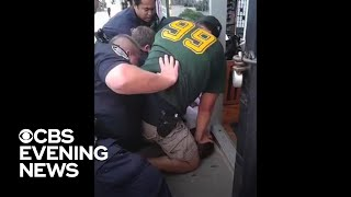 Officer Involved In Eric Garner's Death Won't Face Federal Charges