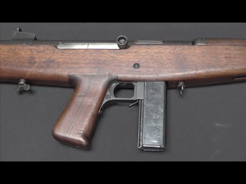 Thompson T2 Submachine Gun Prototype