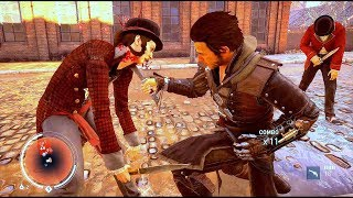 Assassin's Creed Syndicate Edward `s Outfit Free Roam & Rampage Ultra Settings