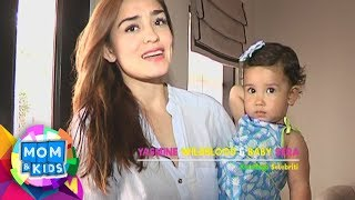 Kehangatan Yasmine Wildblood Saat Mengurus Baby Sera - Mom & Kids (22/10)