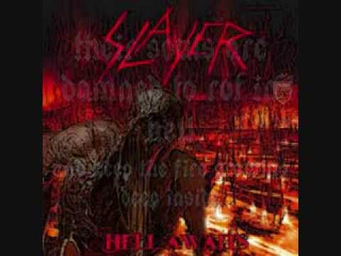 Slayer-Hell Awaits Lyrics