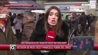 Real Madrid - Sevilla FC: Suplencia de Isco y Marcelo