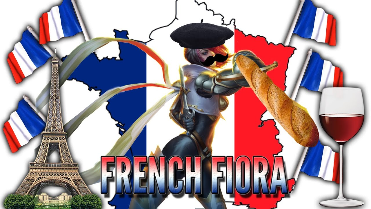 Image result for why is fiora french