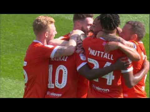 Coventry City V Blackpool Highlights