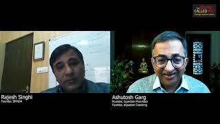 Rajesh Singhi, Founder, IBTADA in conversation with Asutosh Garg