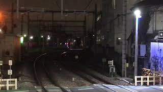 西武池袋線江古田駅レッドアロー西武秩父行き通過