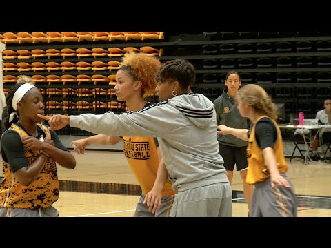Kennesaw State Women's Basketball Getting to Know ...