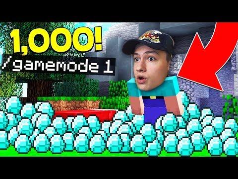 ADMINUL MI-A DAT ITEME DE PE MODUL CREATIV !!! Minecraft Bed Wars | Episodul 58 !