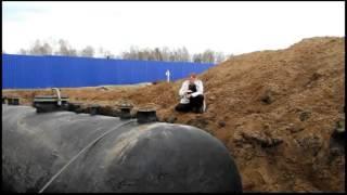 видео Выбор газгольдера для газификации частного дома, коттеджа