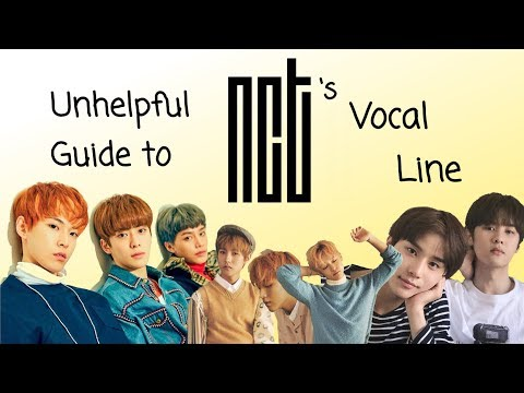 Unhelpful Guide To NCT's Vocal Line