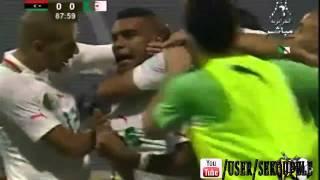 LIBYA VS Algeria 0-1 Highlights - Hilal Soudani 09-09-2012 2017 Video
