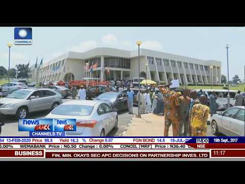 Restructuring Nigeria: APC Leaders Hold Public Hearing In Edo State