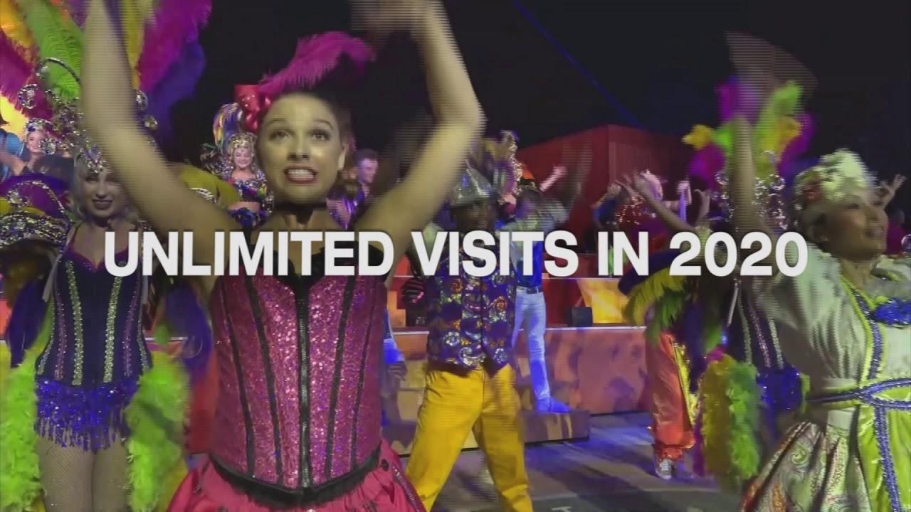 Fun Show 2020.2020 Fall Season Pass Sale Worlds Of Fun