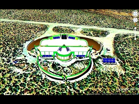 HISTORICAL PLACES OF NEW MEXICO STATE,U S A  IN GOOGLE EARTH PART TWO  ( 2/3 )