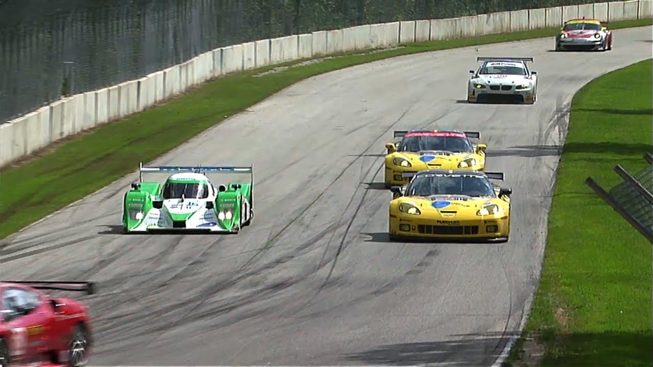 2009 Road America Race Broadcast