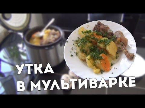 Филе утки рецепты приготовления в мультиварке