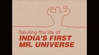 Manohar Aich fast Mr Universe india