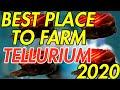 BEST PLACE TO FARM TELLURIUM FAST [2020] - WARFRAME