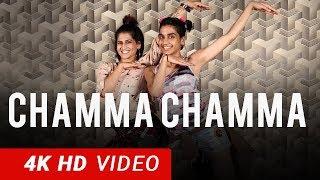 CHAMMA CHAMMA | Bollywood Dance Fitness Choreography by Vijaya Tupurani | Neha Kakkar