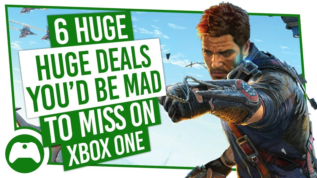 D Deals 6 Huge Deals You D Be Mad To Miss On Xbox One
