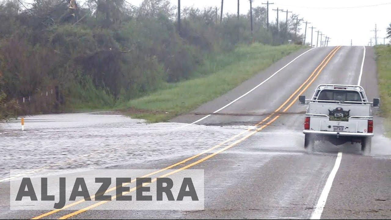 US: Hurricane Harvey weakens as flood threat rises