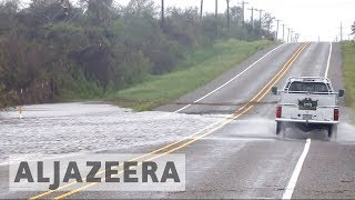 US: Hurricane Harvey weakens as flood threat rises