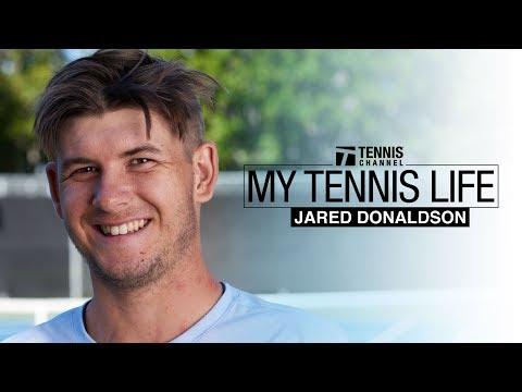 "My Tennis Life - Jared Donaldson Episode 1 ""It All Starts Here"""